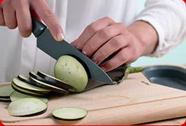Cuchillo con estuche para mayor seguridad