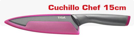 Cuchillo Tefal Chef
