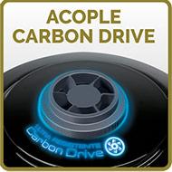 Su material en Carbon Drive lo hace hasta 2 veces más resistente