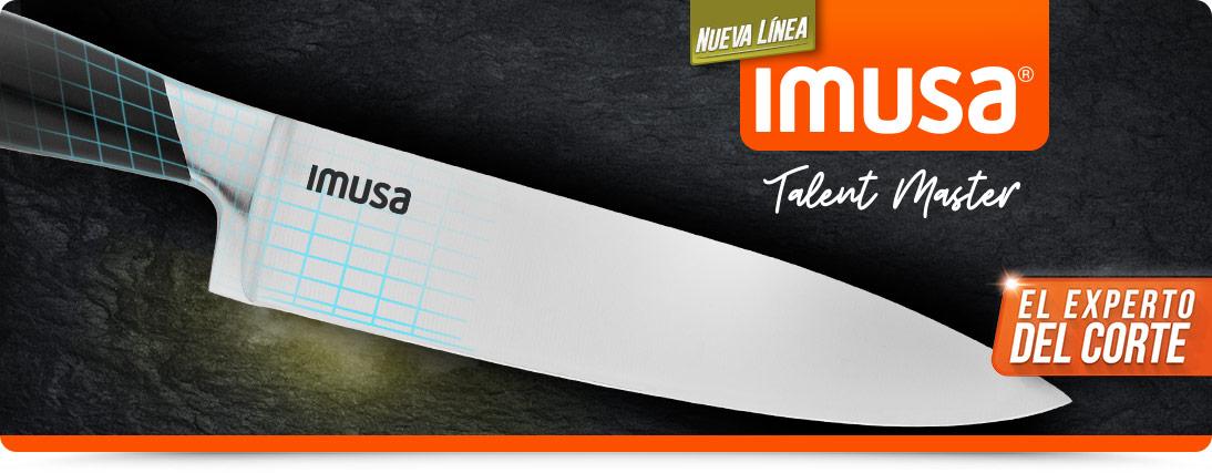 Cuchillos Imusa Talent Master