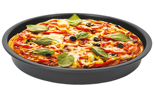 Bandeja para pizzas