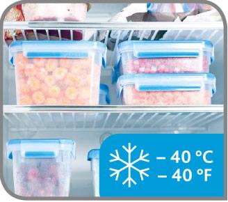 Apto para congelar