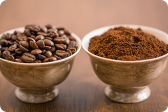 Molino Krups da desde granos finos hasta granos gruesos de café