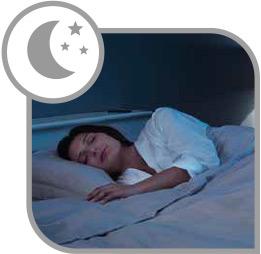 ventilador Ultra silencioso para dormir