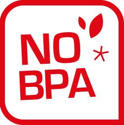 recipiente hermético tefal libre de BPA