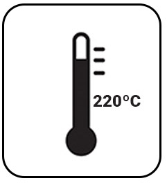 Los utensilios Fresh Kitchen de Tefal son resistentes hasta 220 grados centígrados.