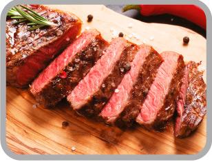Prepara carne asada